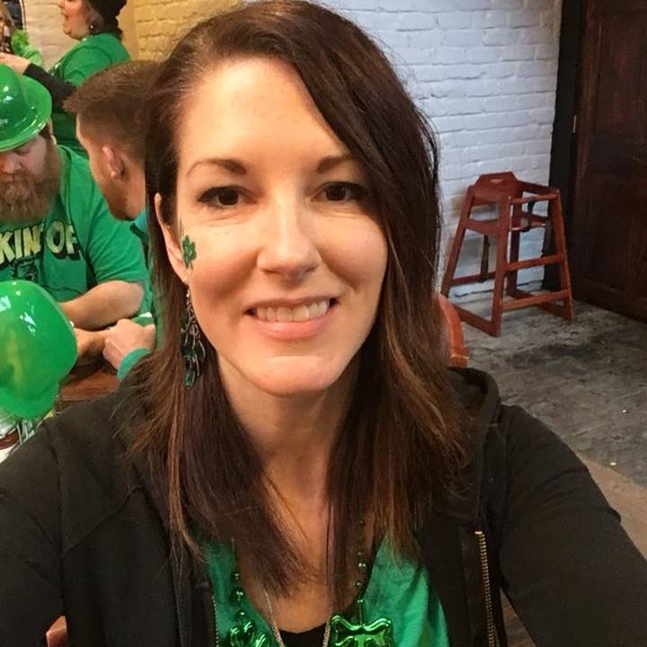 Jenn plageman saint patty's day